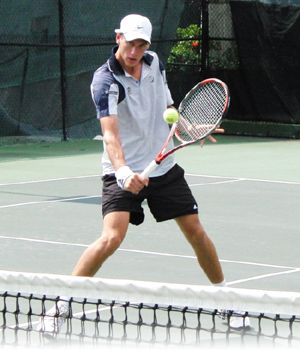 Men's tennis prgrams at Meadow Creek Tennis and Fitness Club in Denver, Colorado